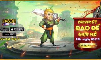 Game Hiệp khách giang hồ mobile tái chiến