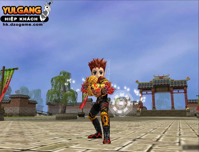 Hình ảnh nhân vật game hiệp khách