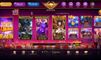 SoiVip club – cổng game mới ra mắt