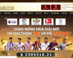 M8win – Nhà cái Casino, Bóng Đá Uy Tín, Khuyến Mại Cao