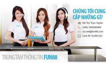 Fun88 – Link truy cập mới nhất từ Việt Nam