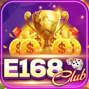 Tải E168 Club – Game Slot nổ hũ mới toanh dành cho Android, IOS