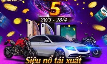 (HOT) Siêu Nổ 5 tái xuất – quất ngay Mercedes cực dễ dàng