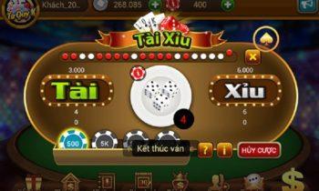 Trò chơi tài xỉu – Hướng dẫn chơi Xí Ngầu Tài Xỉu