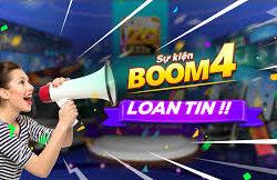 (23Zo.club) Sự kiện Boom 4 Loan tin hay nhận code ngay