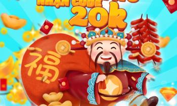 HuThanTai.club: Báo danh Tân Thủ tháng 8 – rinh code 20K