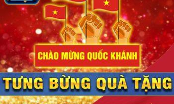 Mely.win: Tưng bừng Quốc Khánh nhận code 500K