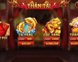 Banh.club: Ra mắt Slot game mới – Thần tài ban code khủng