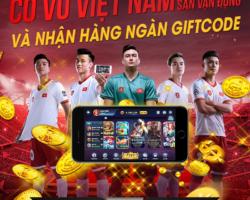 Hũ Vàng: Đồng hành cùng ĐT Việt Nam nhận code 100K