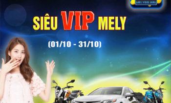 Melywin: Đua top tháng 10 nhận ngay Vinfast 1 TỶ
