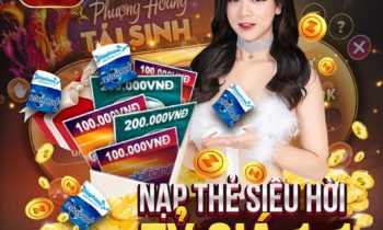 ZinDo Club: Nạp thẻ 1:1 – comment hay nhận code ngay