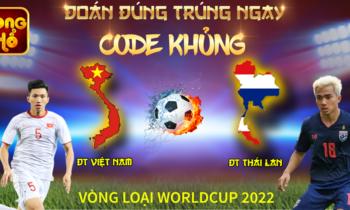Long Hổ Club: Dự đoán Việt Nam – Thái Lan nhận 200K
