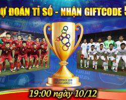 Big Club/B79.Club: Dự đoán Việt Nam – Indo nhận code 500K