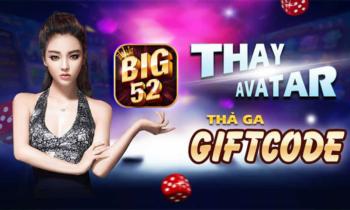 Big52 Club: Thay Avatar nhận code 100K