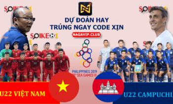 NaGaVip: Dự đoán Việt Nam – Campuchia nhận 200K