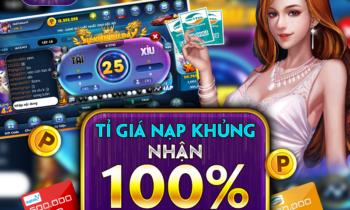P99 Club: Tỷ giá nạp cực khủng – nhận 100% giá trị thẻ nạp