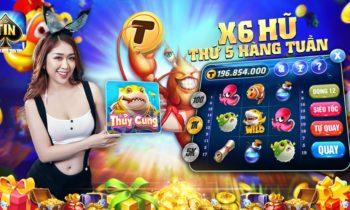 Tín Club: X6 Hũ Thủy Cung + Tặng kèm code 20K