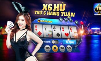 Tín Club: X6 Hũ Mini Poker nhận LỘC 200 code