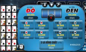 Big Club: Dự đoán Đỏ Đen – Nhận code 20K