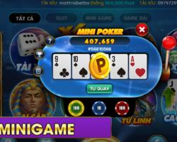 P99 Club: Đoán bài MiniPoker 7/2 – Nhận code siêu Vip