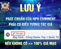 Big Club: Phòng lừa đảo cùng Loan Tin nhận code
