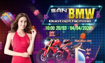 KingTop Club: Đua Top săn BMW + Code khủng