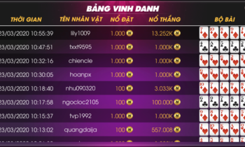 Nổ Hũ Club: Lộc 100 code 20K