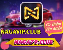 NaGaVip: Thông báo cập nhật tên miền mới
