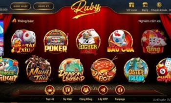 Tải Ruby.win: Cổng game đổi thưởng Thần Tốc, tỷ giá Siêu Hời