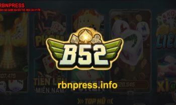 Tải game bài B52 – Cổng game bài đổi thưởng bom tấn