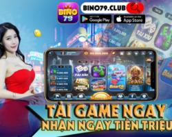 Tải Bino79 Club – Game nổ hũ thần tài trên IOS/APK