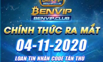Benvip: Cổng game đổi thưởng huyền thoại