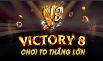 V8 Club – Game bài đổi thưởng tiền thật 2020