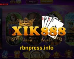 Xik888.com|Xik888.online – Game đổi thưởng thế hệ mới