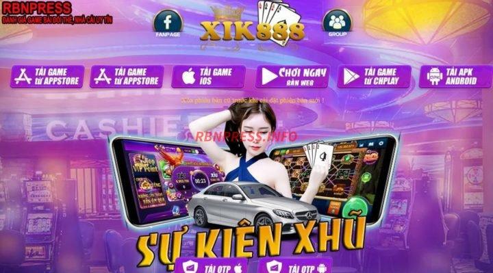 xik888 online