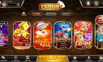 Tải TX888 Vin – Cổng game quốc tế uy tín hàng đầu chất lượng