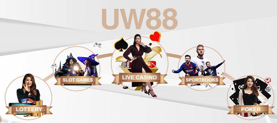 UCW88 chính thức đổi thành UW88