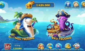 Bắn cá 3D – Game đổi thưởng online hot nhất 2021