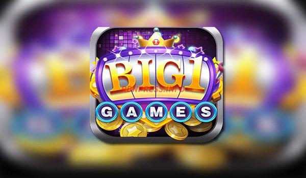 Big1 Games - Game đổi thưởng bắn cá đại dương 2021.